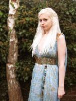 Daenerys - Qarth Garden Party