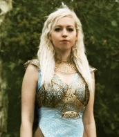 Daenerys in Qarth