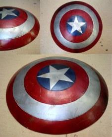 Captain America Shield mk.I