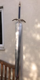 Claymore sword (from Anime)