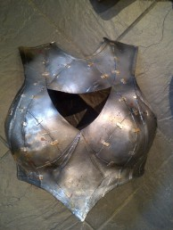 Qarth inspired chest plate